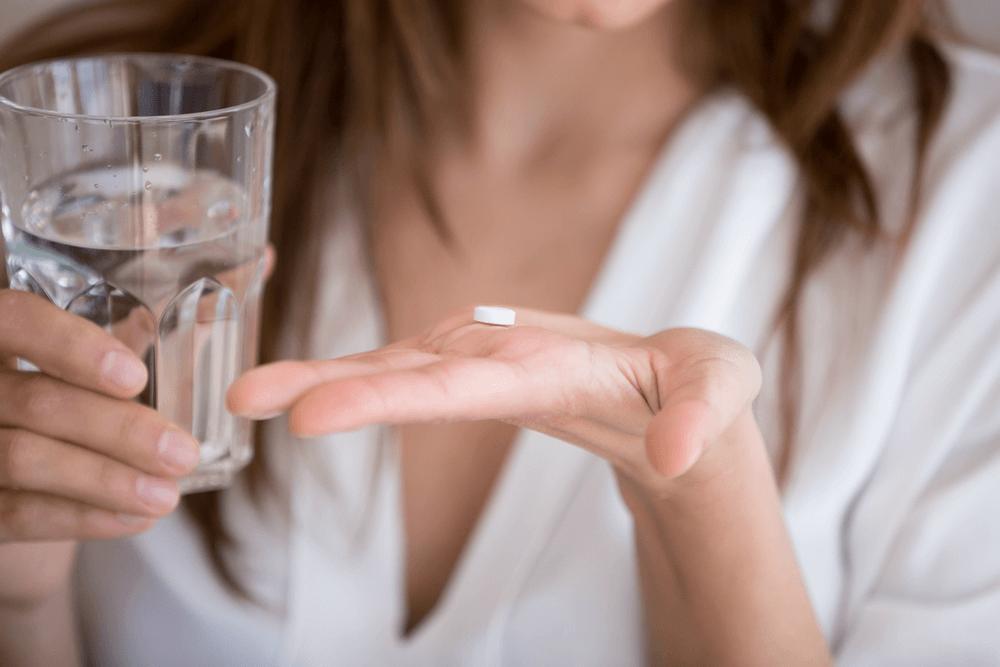 Take Modafinil Pill